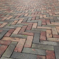 3d max stone pavement floor