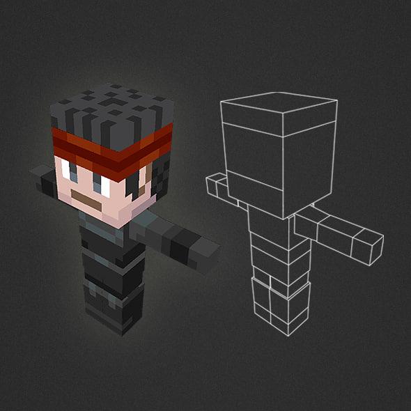 ma pixel characters