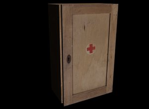 3d max first-aid kit