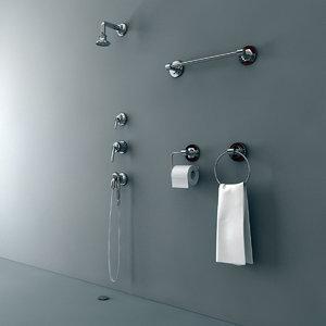 3d shower set waterworks model