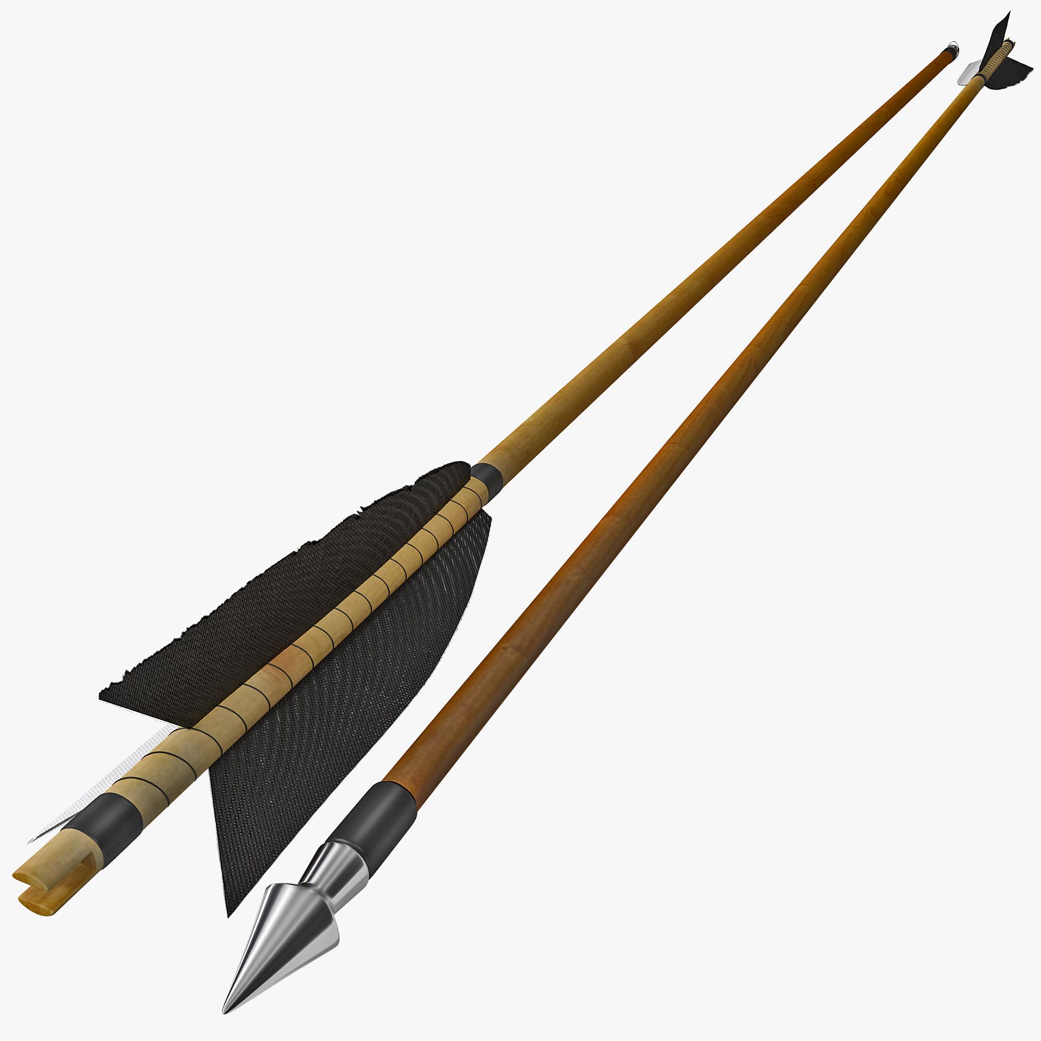 3ds max arrow