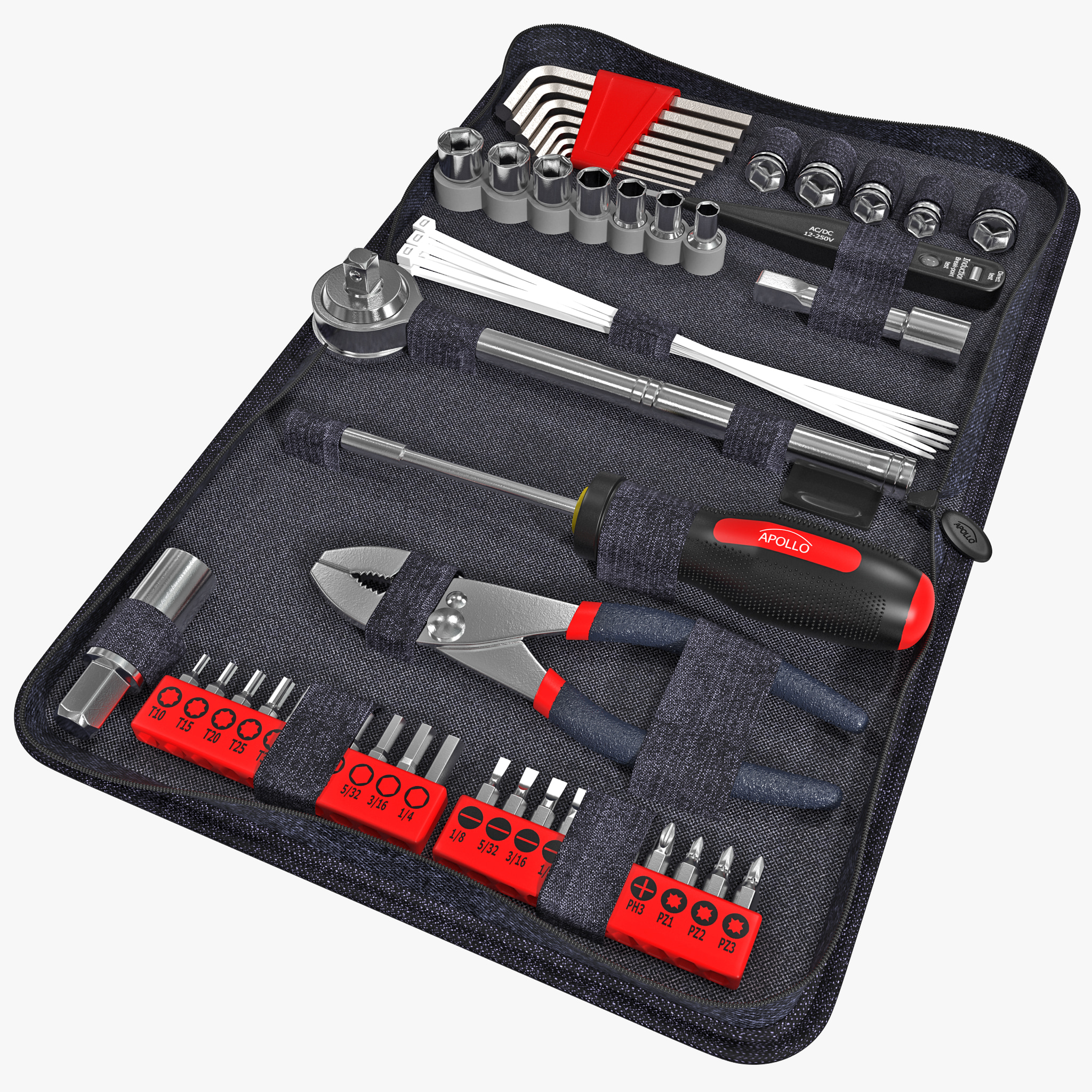 c4d automotive tool kit