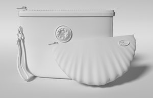 free 3ds mode cosmetic bags accessory