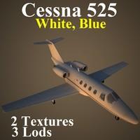 C525 BLU