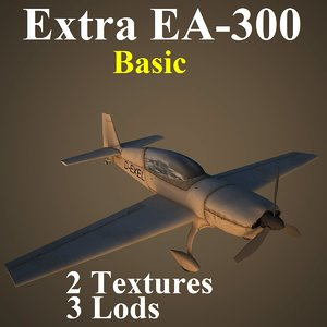 extra basic 3d model