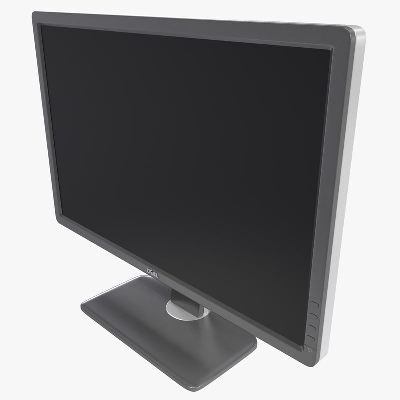 led lcd monitor dell 3ds