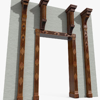 wood 3d ma