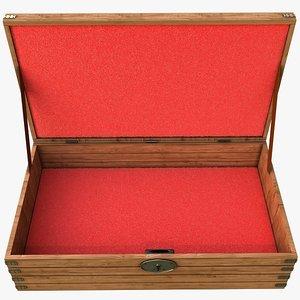 s wood box