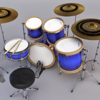mintor drumset ma