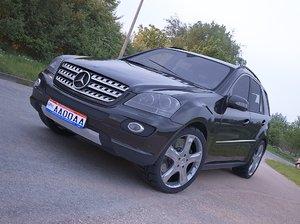 max mercedes ml 350