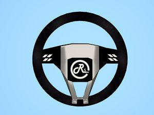 steering wheel car games 3d max