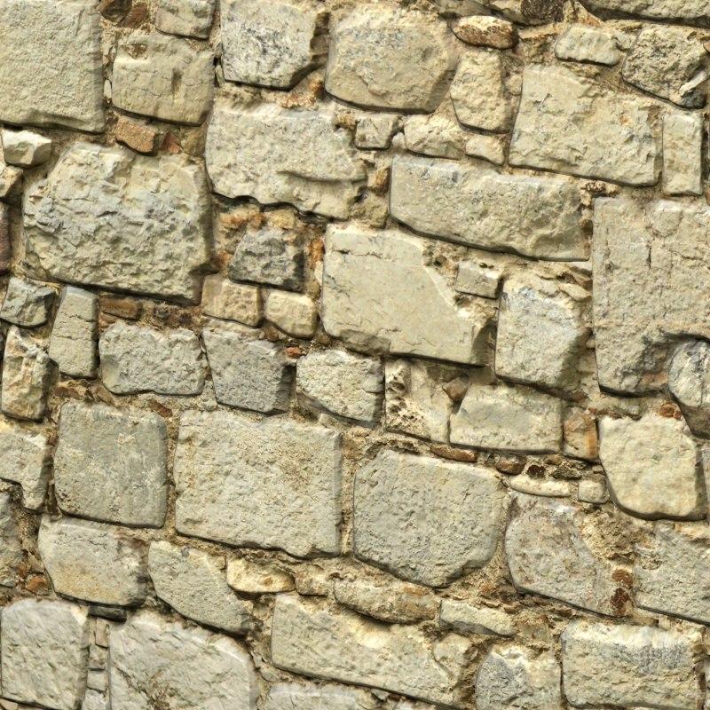 stones 12 3d max