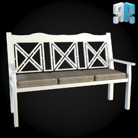 furniture garden 3d max
