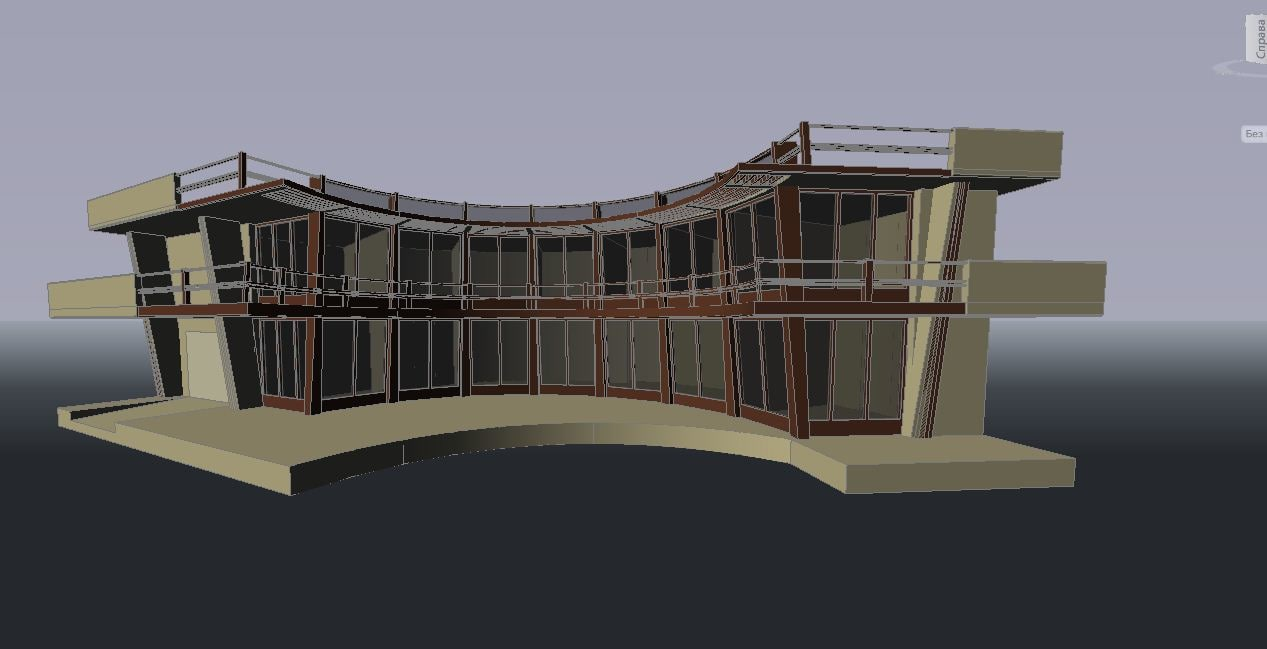 3d house country