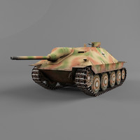 3d hetzer destroyer vehicles