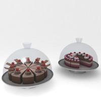 3ds max cakes