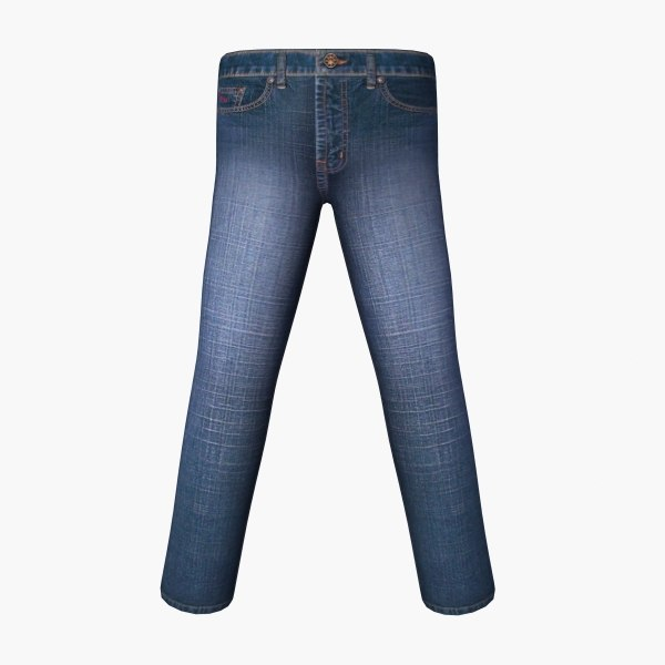 3d jeans pants characters