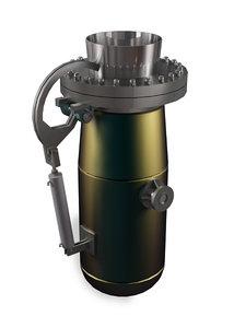 steam peeler 3d model