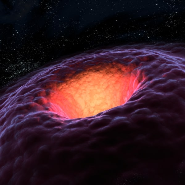 3d max wormhole scene