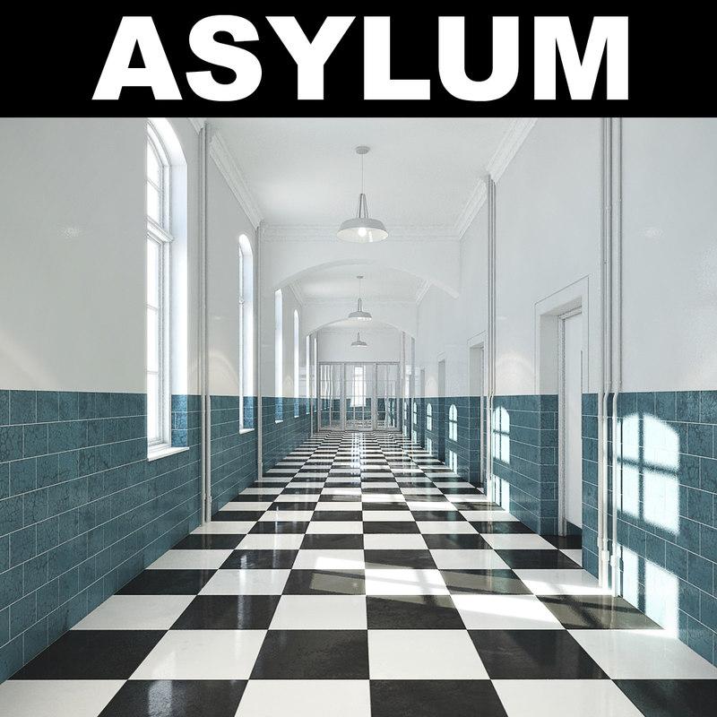 asylum realistic 3d max
