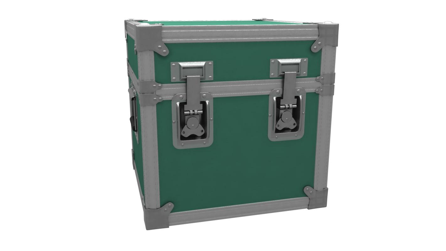 3d model green ata case