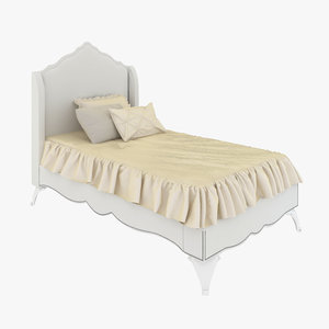 max dolfi blanche bed interior