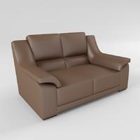 polo divani p256 3d model