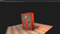 3d model gumball vending unity3d