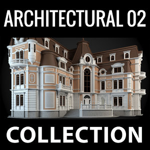 max architectural settings