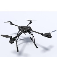 quadcopter drone aviation dxf
