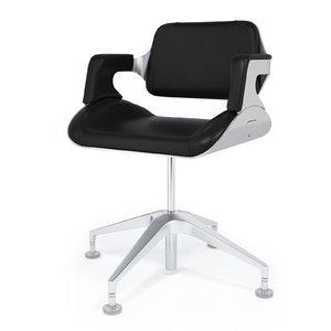 3d chair interstuhl