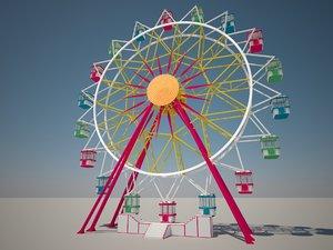 ferris wheel max