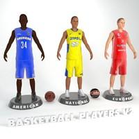 Basketball Players V2