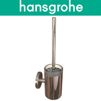 3d hansgrohe logis toilet model