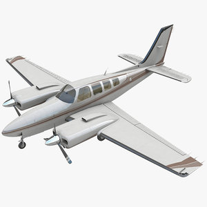 beechcraft baron 58 civil 3ds