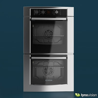 Bosch 300 Series Double Oven