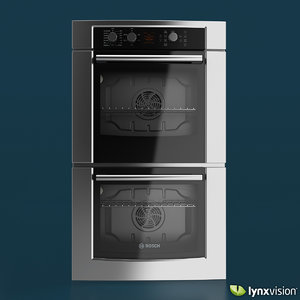 3d 300 series double oven