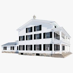 3d model house 15