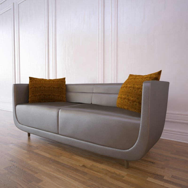 3d people sofa artelano s