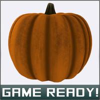 3ds autumn pumpkin 8
