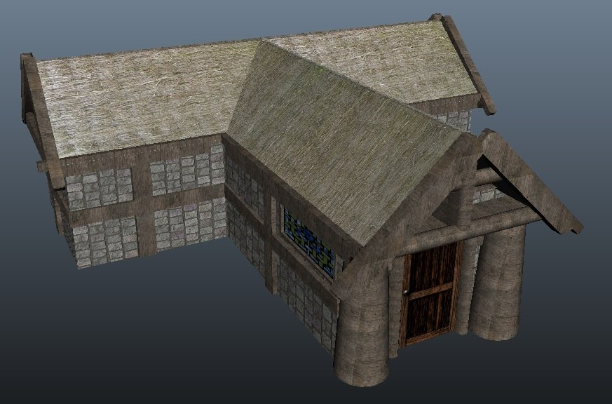 houses medieval rpg ma free