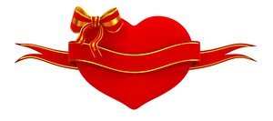 heart day march 3d model