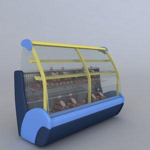 refrigerator industry 3ds