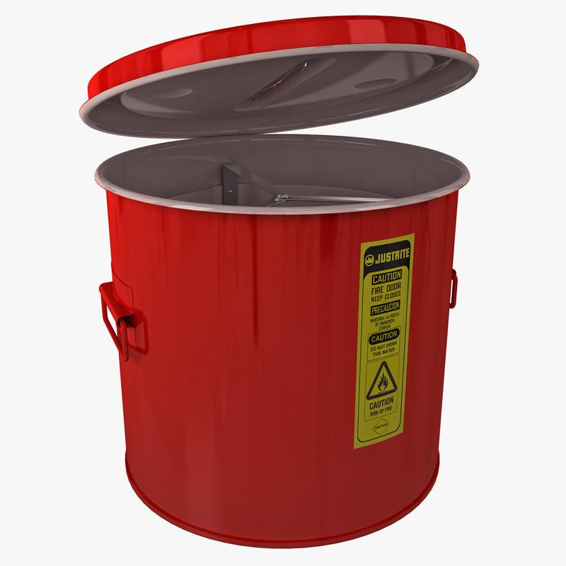 steel wash tank 3d 3ds