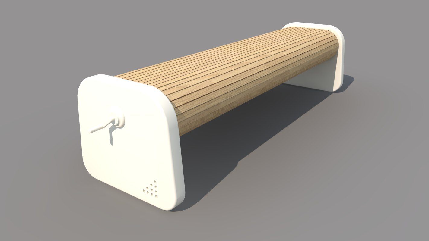 3ds rolling bench