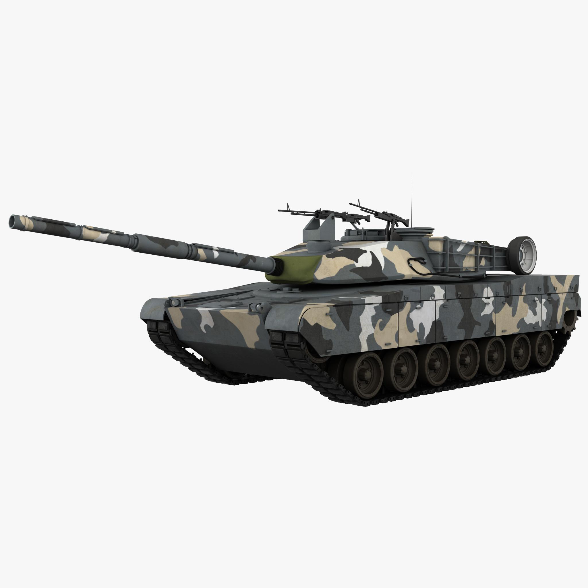 zulfiqar iranian main battle tank obj