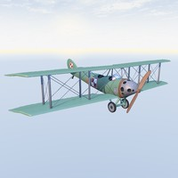 3d model aircraft air