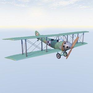 3d model aircraft air