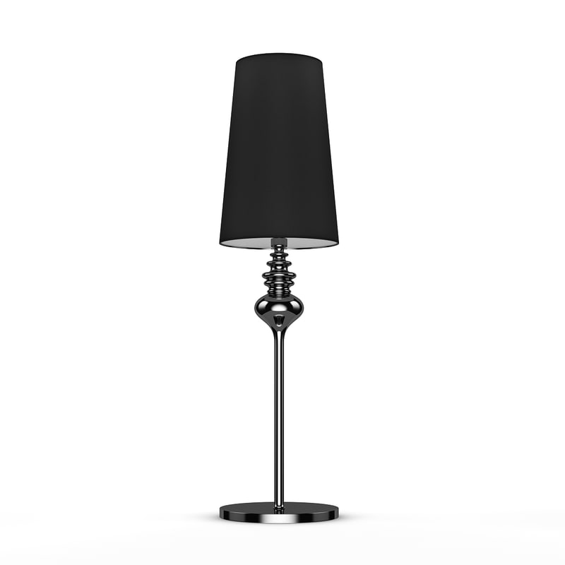 table lamp c4d