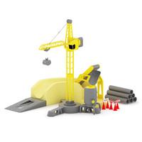 crane toy